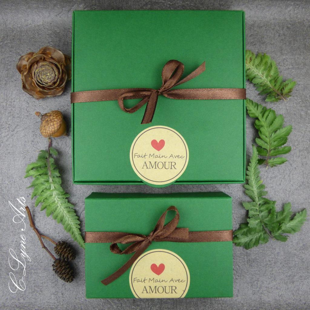 Emballages bijoux C-Lyne Arts