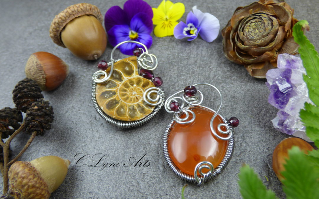 Les bijoux « wire wrapping »