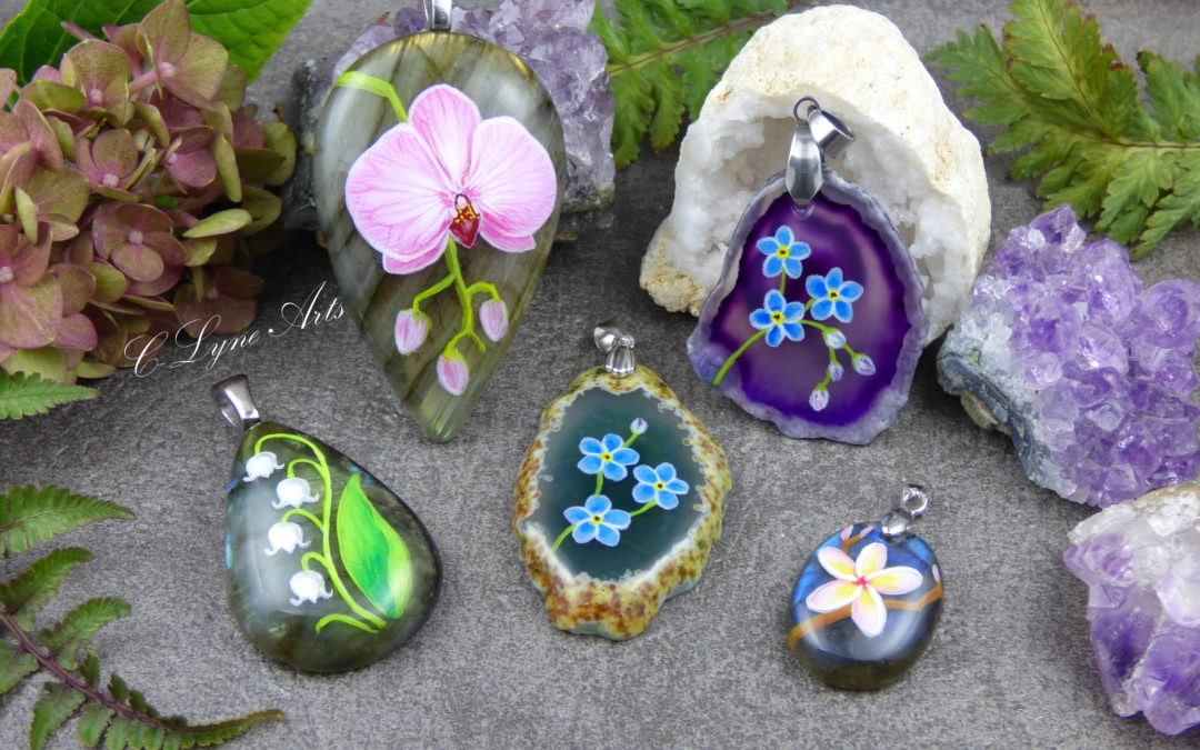 Pourquoi aime-t-on-les bijoux fleuris ?