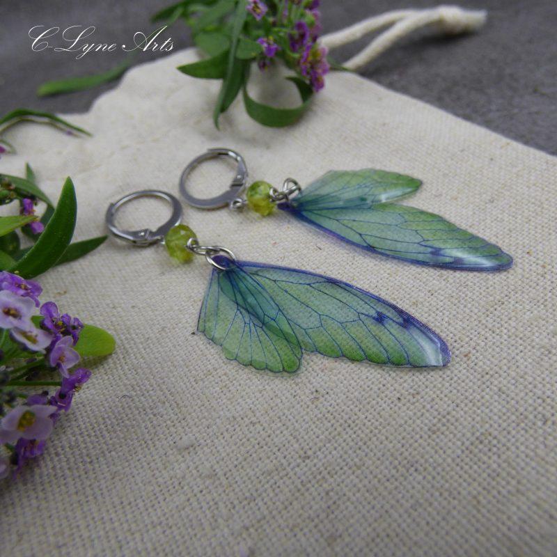 Bijou féerique et poétique aux ailes de fée