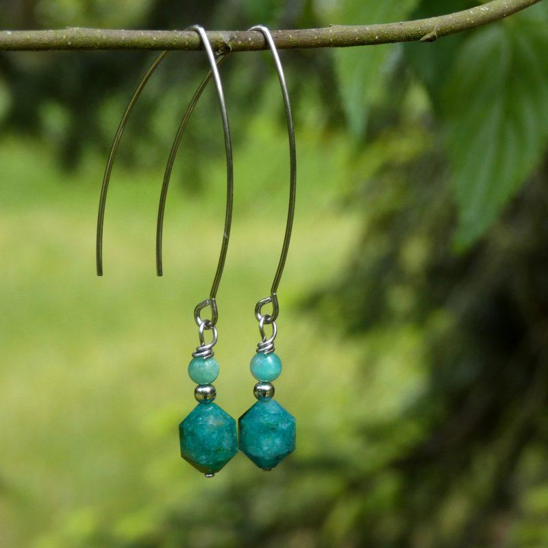 bijou artisanal dans la nature